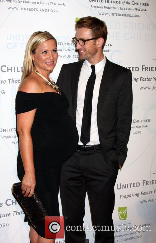 Jessica Capshaw and Beverly Hilton Hotel 2
