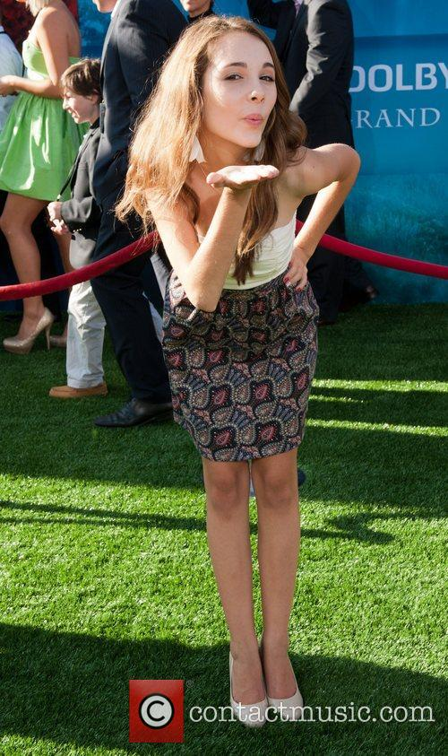 Haley Pullos and Los Angeles Film Festival