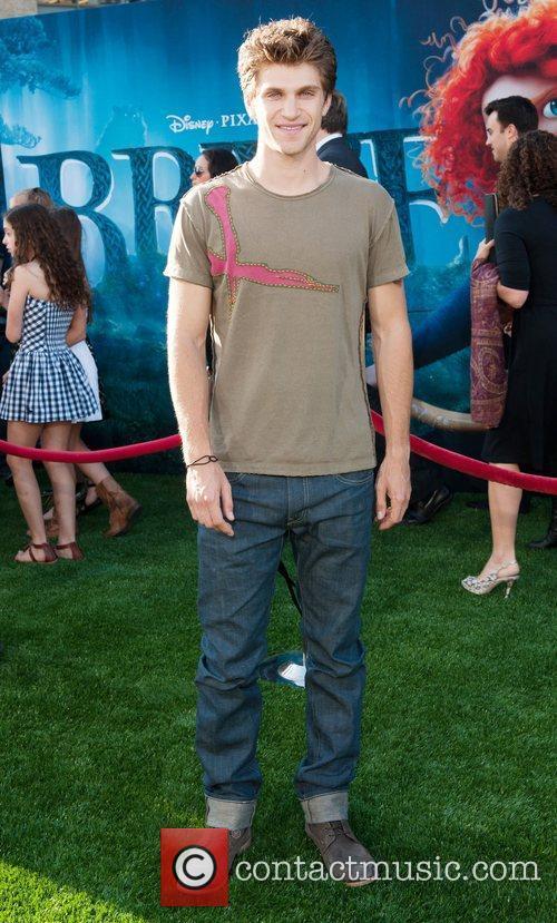 Keegan Allen 2012 Los Angeles Film Festival premiere...