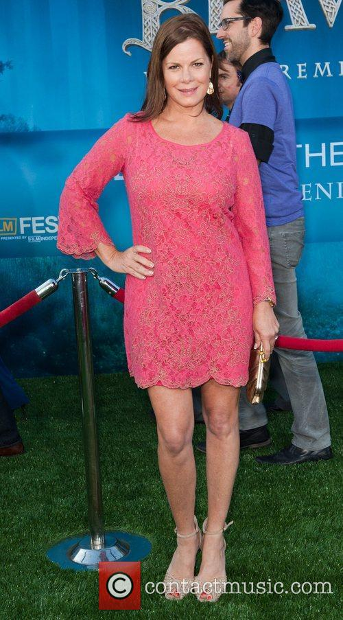 Marcia Gay Harden and Los Angeles Film Festival 9