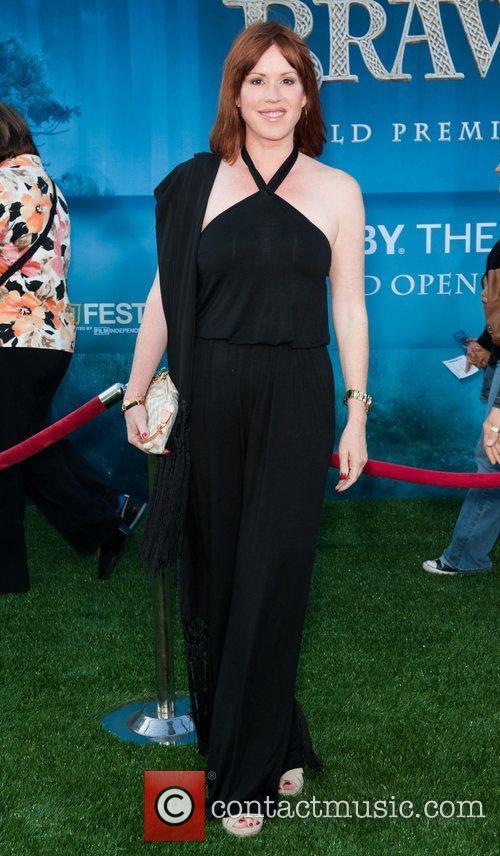 Molly Ringwald 2012 Los Angeles Film Festival premiere...