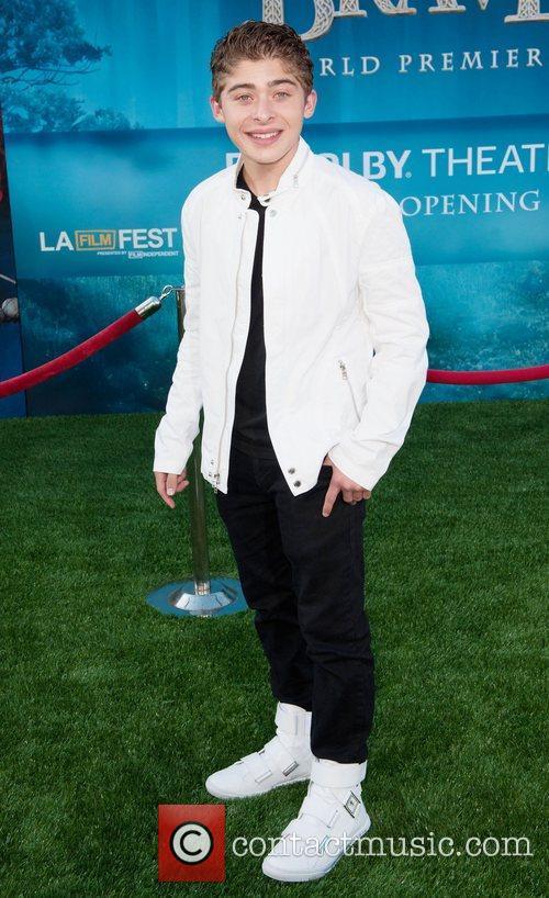 Ryan Ochoa 2012 Los Angeles Film Festival premiere...