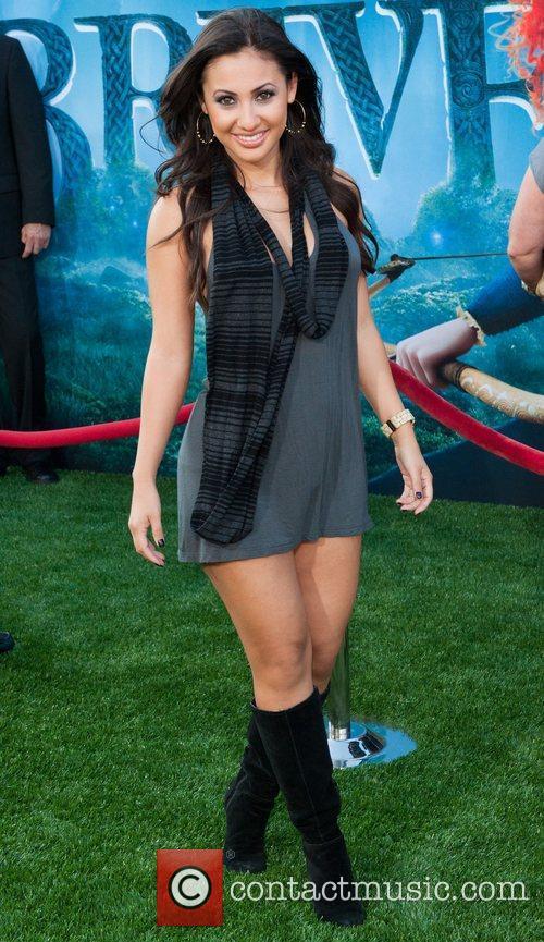 2012 Los Angeles Film Festival premiere of Disney...