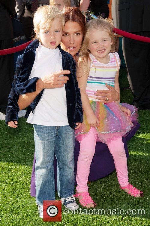 poppy montgomery and family 2012 los angeles 3951564