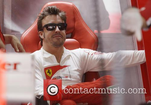 Fernando ALONSO, Spain - FERRARI  F1 Grand...