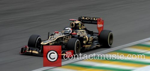 Kimi RAIKKONEN, FINLAND, LOTUS-Renault F1  F1 Grand...