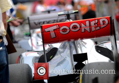 Lewis Hamilton and Team Mclaren-mercedes 9
