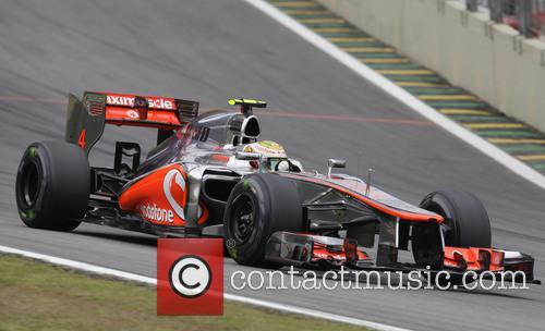 Lewis Hamilton and Team Mclaren-mercedes 11