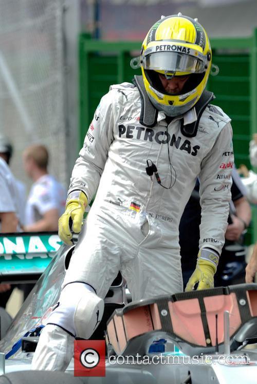 Nico ROSBERG, Germany, D, Mercedes GP F1 Team...