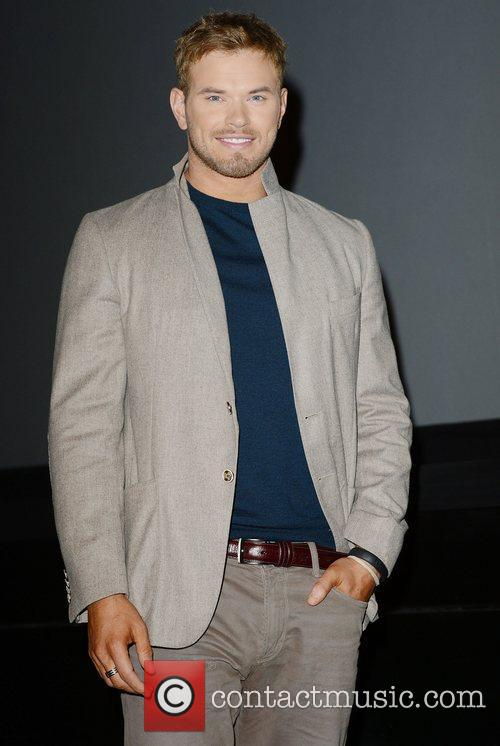 Kellan Lutz, Twilight Saga, Breaking Dawn Part, Vue, Leicester Square, London and England 2