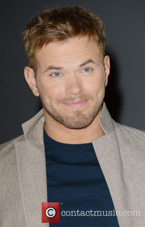 Kellan Lutz, Twilight Saga, Breaking Dawn Part, Vue, Leicester Square, London and England 3