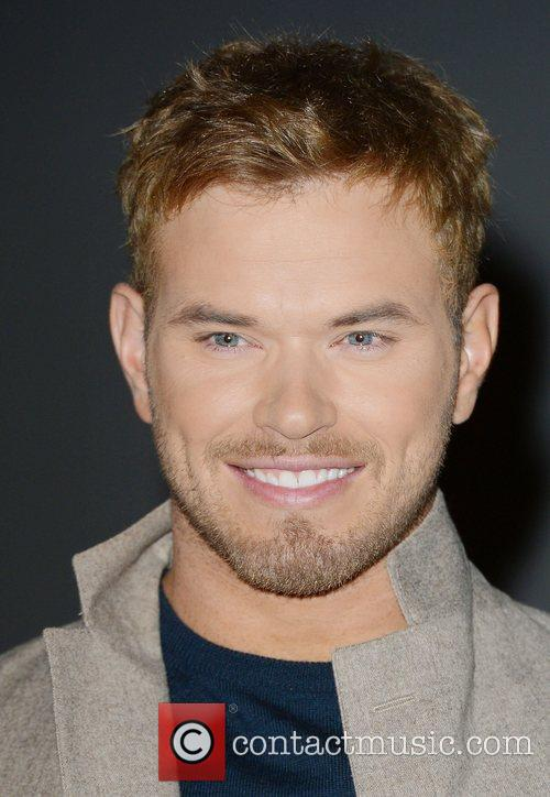 Kellan Lutz, Twilight Saga, Breaking Dawn Part, Vue, Leicester Square, London and England 4