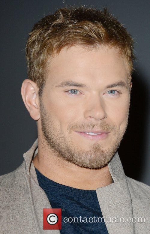 Kellan Lutz, Twilight Saga, Breaking Dawn Part, Vue, Leicester Square, London, England