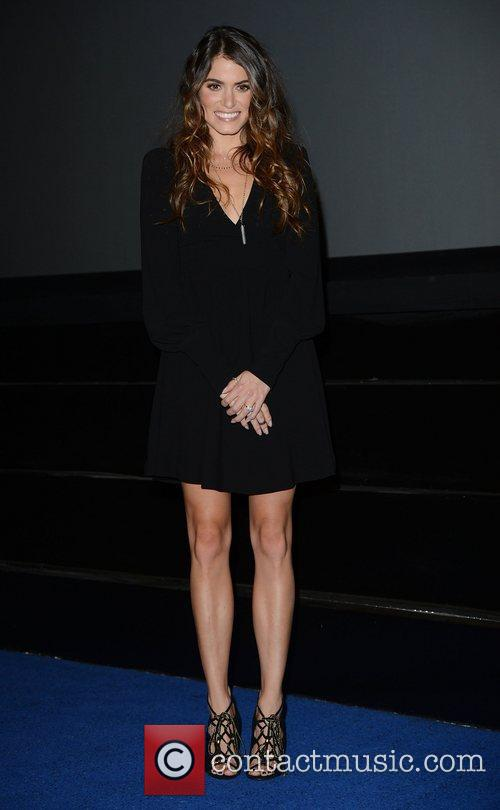 Nikki Reed, Twilight Saga, Breaking Dawn Part, Vue, Leicester Square, London and England 7