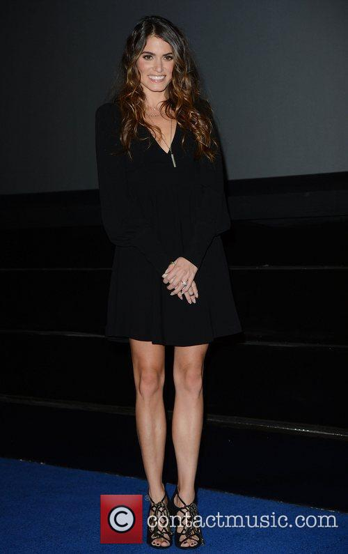 Nikki Reed, Twilight Saga, Breaking Dawn Part, Vue, Leicester Square, London and England 4