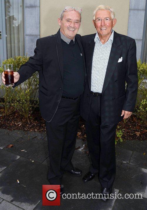 Gala dinner for the Brendan O'Carroll Charity 25...
