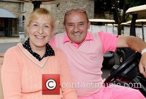 Jenny O'Carroll, Brendan O'Carroll  Gala dinner for...