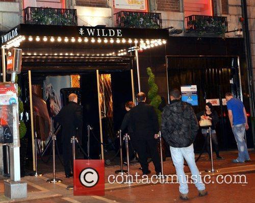 Wilde bar Brian McFadden and Vogue Williams hail...