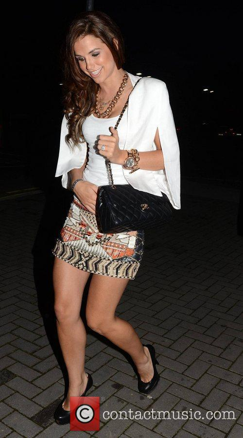 vogue williams brian mcfadden and his fiancee 4047525