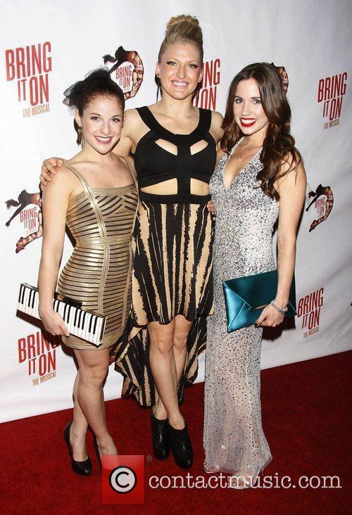 Broadway opening night after party for 'Bring It...