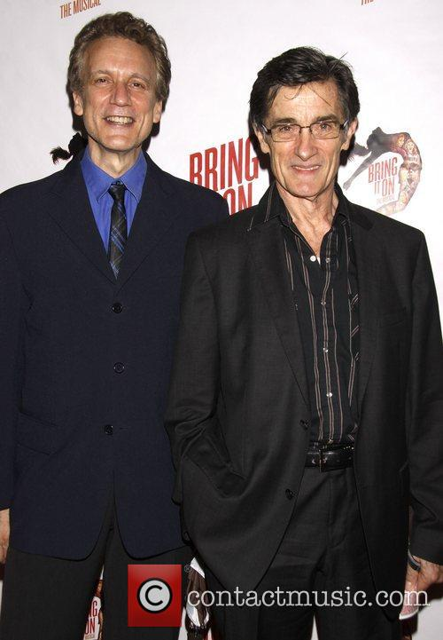 rick elice and roger rees broadway opening 4017071