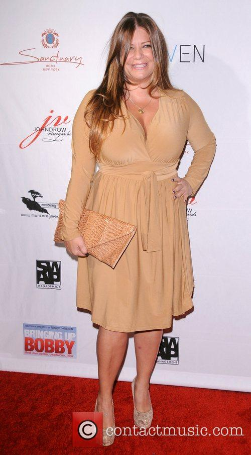 Karen Gravano New York Premiere of 'Bringing Up...