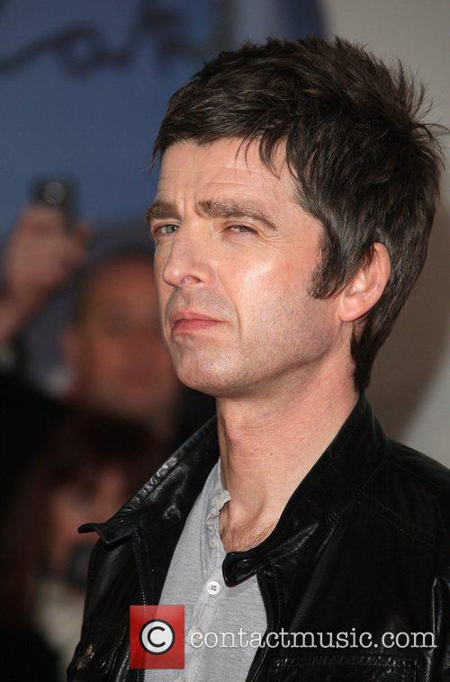Noel Gallagher and Brit Awards 4
