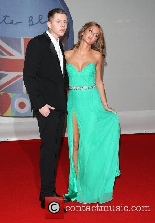 Professor Green and Brit Awards 1