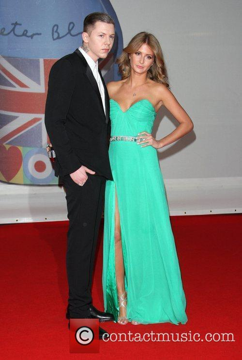 Professor Green and Brit Awards 2