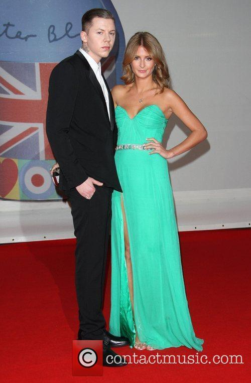Professor Green and Brit Awards 4