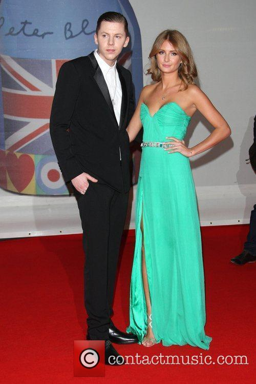 Professor Green and Brit Awards 3