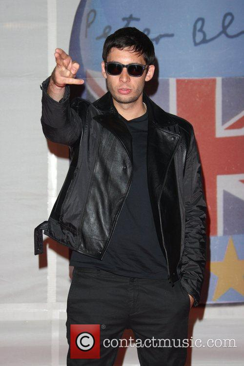 Example and Brit Awards 2