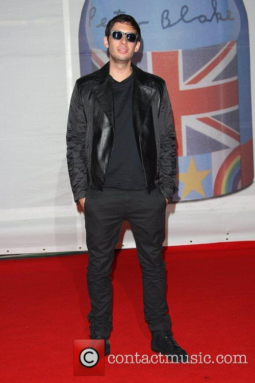 The Brit Awards 2012 held at The O2...