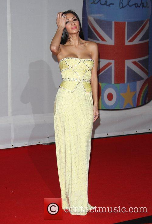 Nicole Scherzinger and Brit Awards 7