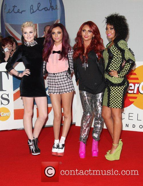 Little Mix and Brit Awards 5
