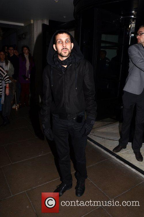 Dynamo and Brit Awards 3
