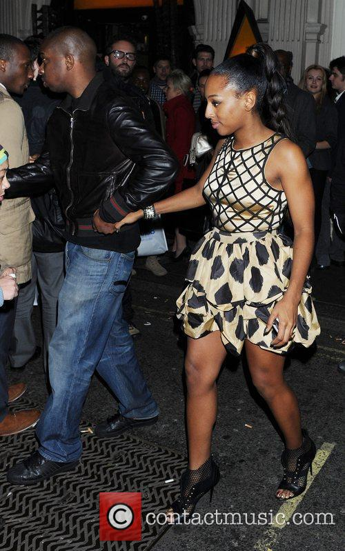 Brit Awards 2012 - Sony Music Afterparty at...