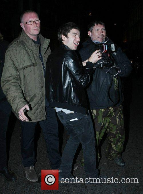 Noel Gallagher and Brit Awards 8
