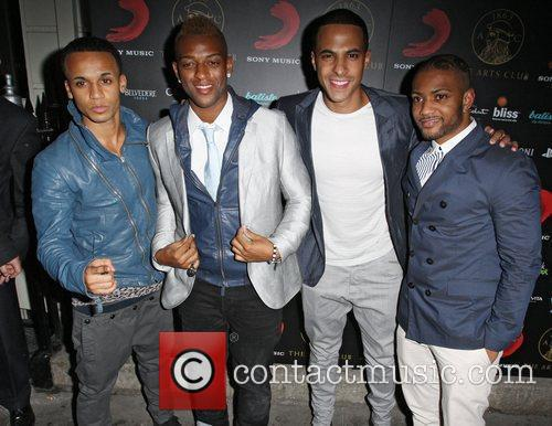 Aston Merrygold, JLS, Jonathan Gill and Brit Awards 2
