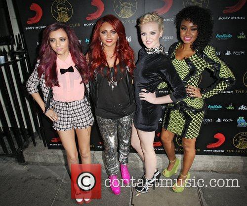 Little Mix and Brit Awards 2