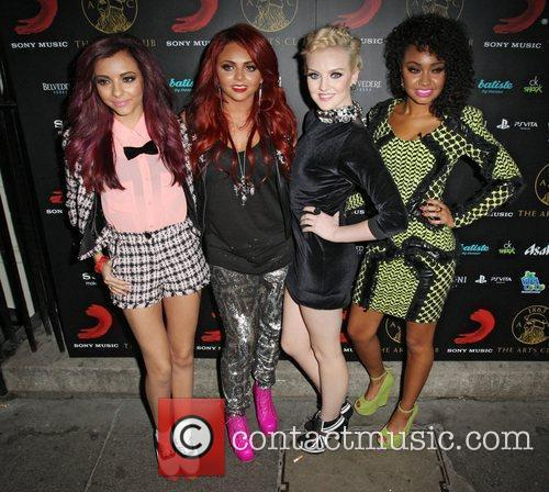 Little Mix and Brit Awards 1