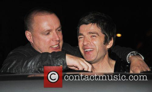 Noel Gallagher and Brit Awards 3