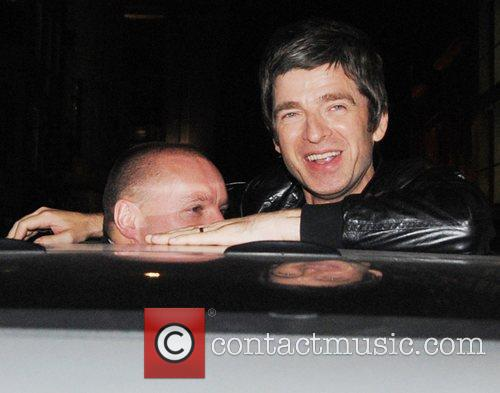 Noel Gallagher and Brit Awards 5