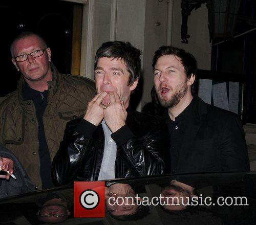 Noel Gallagher and Brit Awards 10