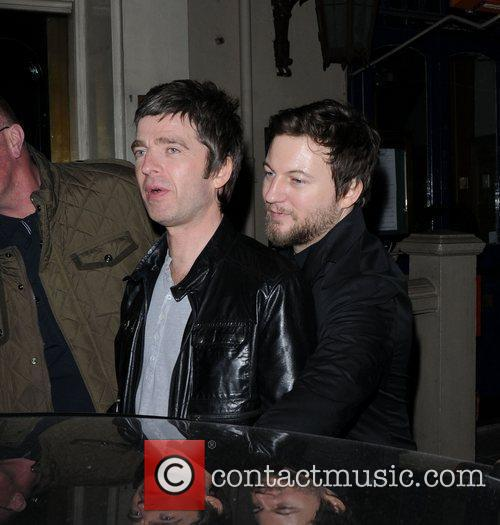 Noel Gallagher and Brit Awards 12