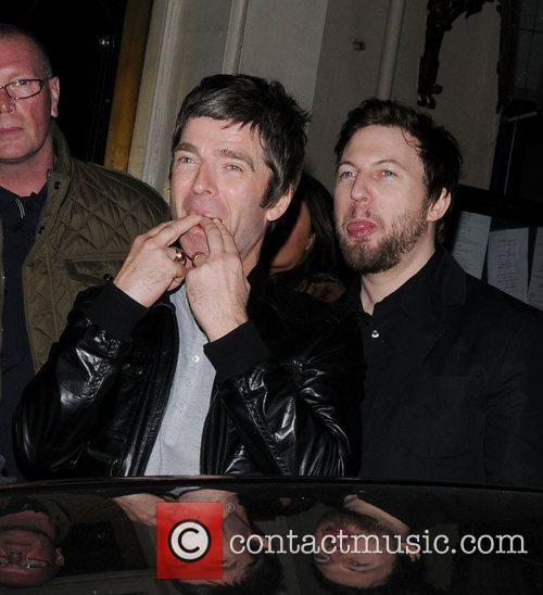 Noel Gallagher and Brit Awards 16
