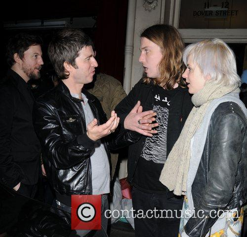 Noel Gallagher and Brit Awards 17