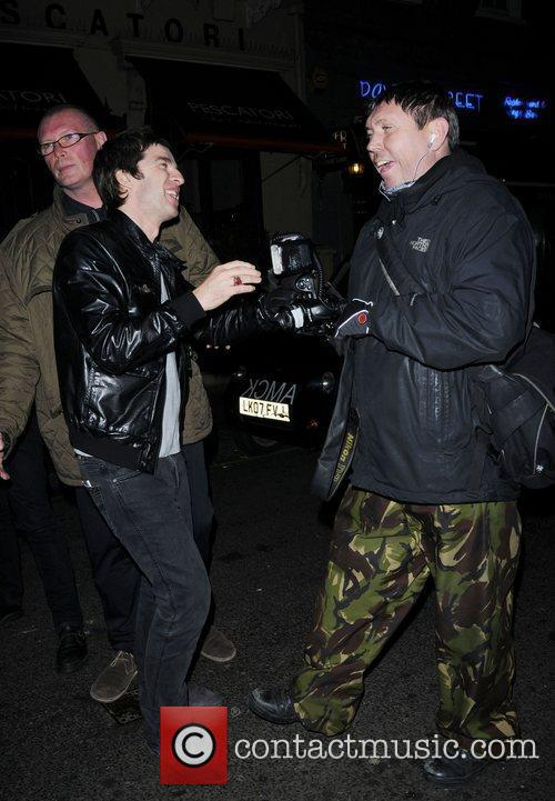 Noel Gallagher and Brit Awards 18