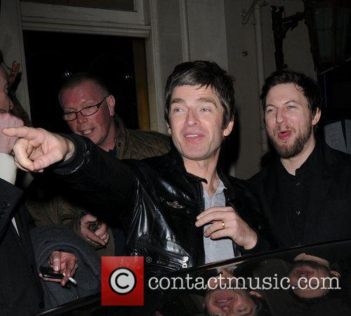Noel Gallagher and Brit Awards 19