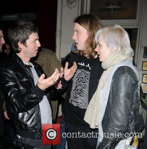 Noel Gallagher and Brit Awards 21